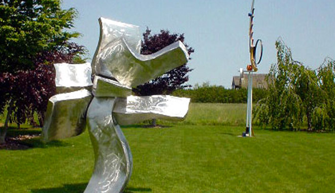 Sagaponack Sculpture Field
